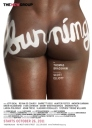 Burning Poster -- The New Group